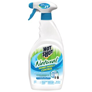Hot Shot 95846 24-ounce Natural Home Insect Control