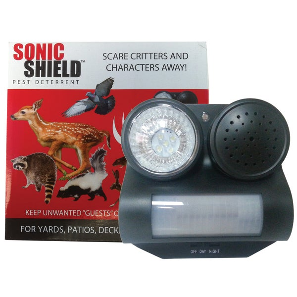 Bird B Gone MMS-GRD/D Sonic Shield Pest Deterrent