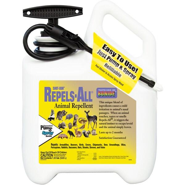 Bonide 2391 1.33 Gallon Repels-All Animal Repellent
