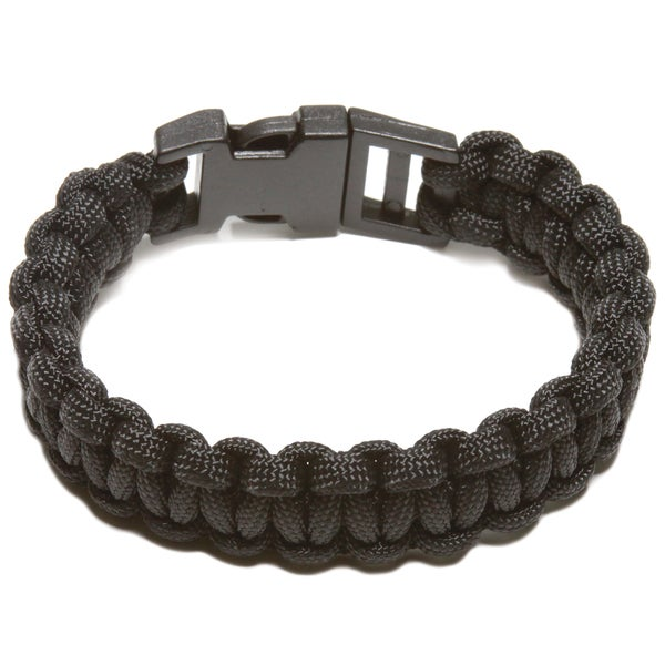 Lehigh Group NPCB550BKM Medium Black Bracelet