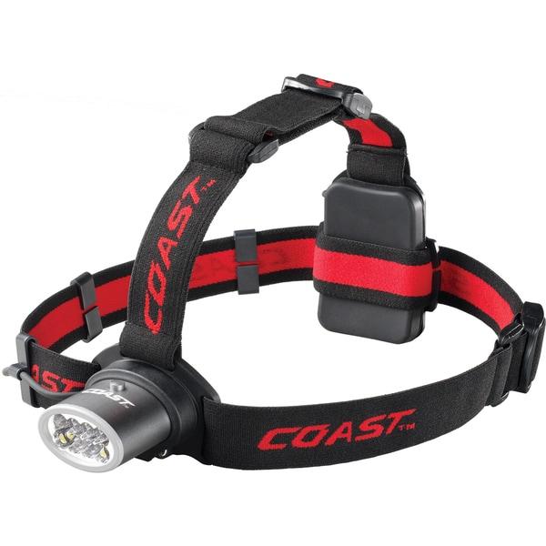 Coast 19994 Red & White LED Headlamp