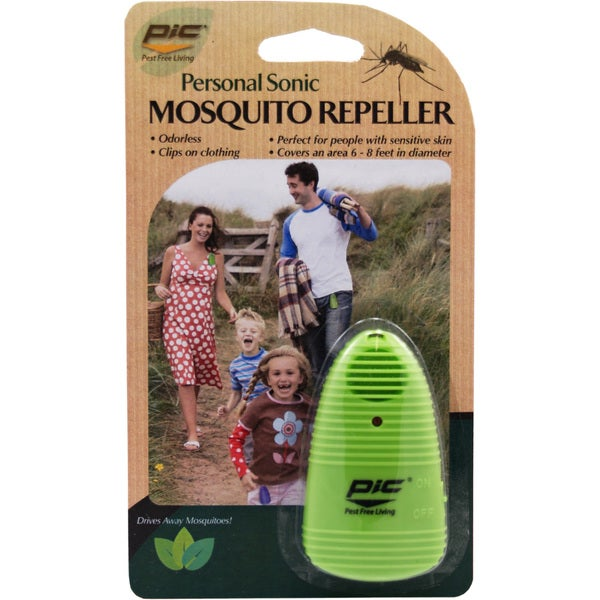 PIC PMR Personal Sonic Mosquito Repeller