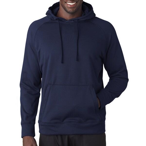 Solid Tech Men's Navy Fleece Hoodie 20016258