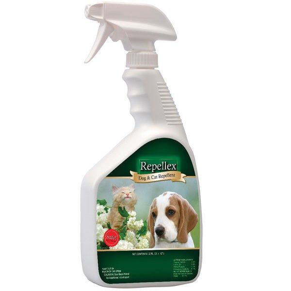 Repellex 10610 1-quart Repellex Dog-Gone-It Dog & Cat Repellent RTU