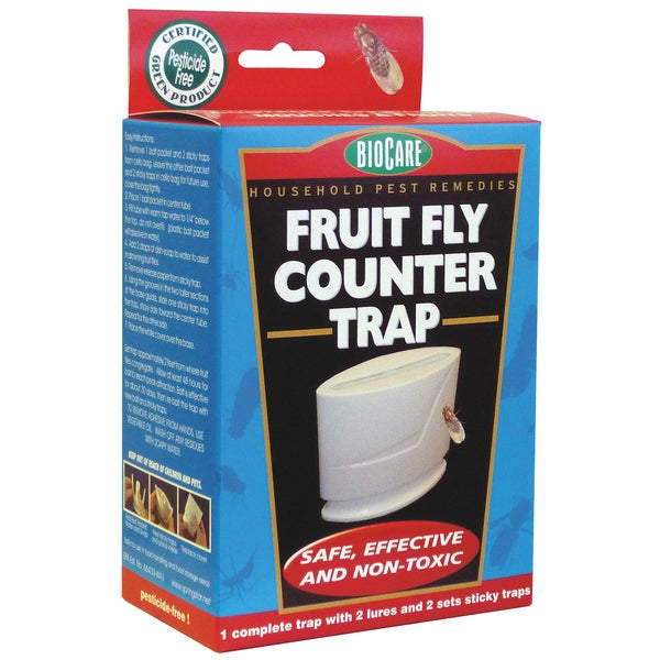 Bio Care Naturals 787 Fruit Fly-counter Trap