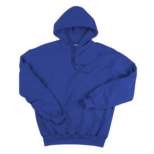 Men's Hooded Royal Fleece (XS,XL)