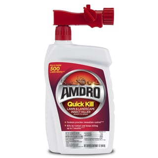 Amdro 100508229 32-ounce Quick Kill Lawn & Landscape Insect Killer RTS