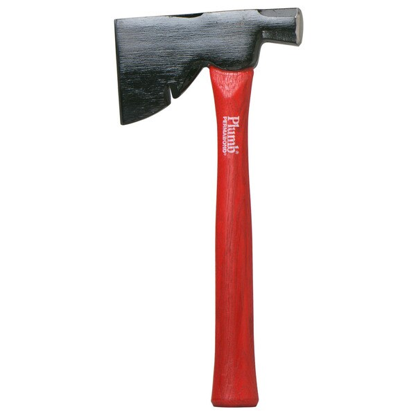"Plumb 11549 30 Oz 13.5"" Hickory Half Hatchet Octagon Pole"