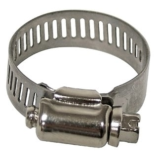 Plumb Craft Waxman 0167100 1/2-inch Stainless Steel Hose Clamp