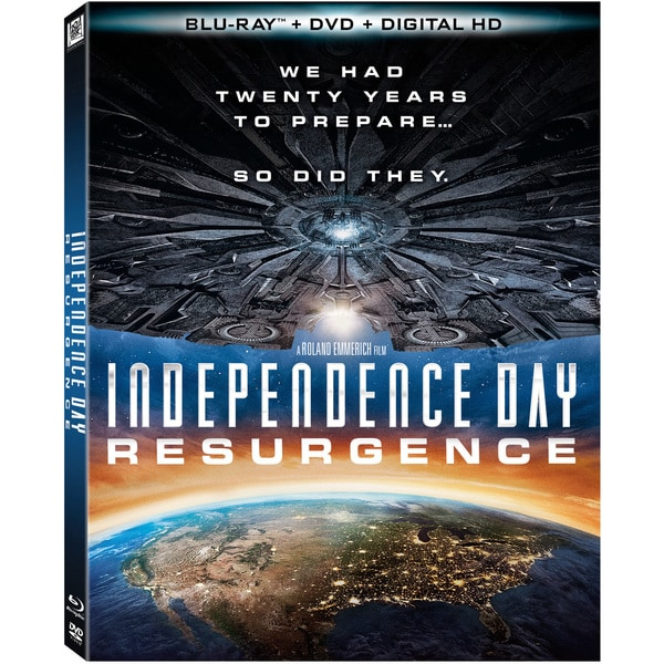 Independence Day: Resurgence (Blu-ray/DVD) 20020273