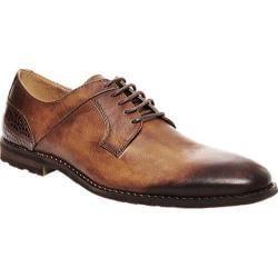 Men's Steve Madden Kojaxx Oxford Brown Leather