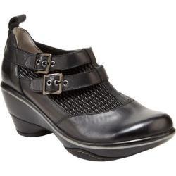 Women's Jambu Sylvie Bootie Black Vintage Leather