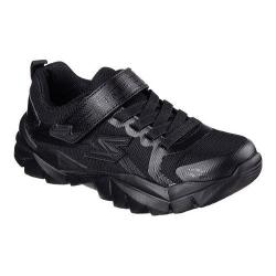 Boys' Skechers Electronz Blazar Sneaker Black