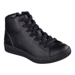 Boys' Skechers Outgo High Top Black/Black