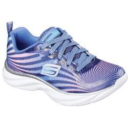 Girls' Skechers Pepsters Colorbeam Sneaker Navy/Pink