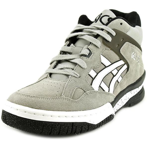 Asics Men's Gel-Spotlyte Grey Regular Suede Athletic Shoes