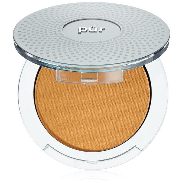 PUR Minerals 4-in-1 Pressed Mineral Makeup Golden Dark
