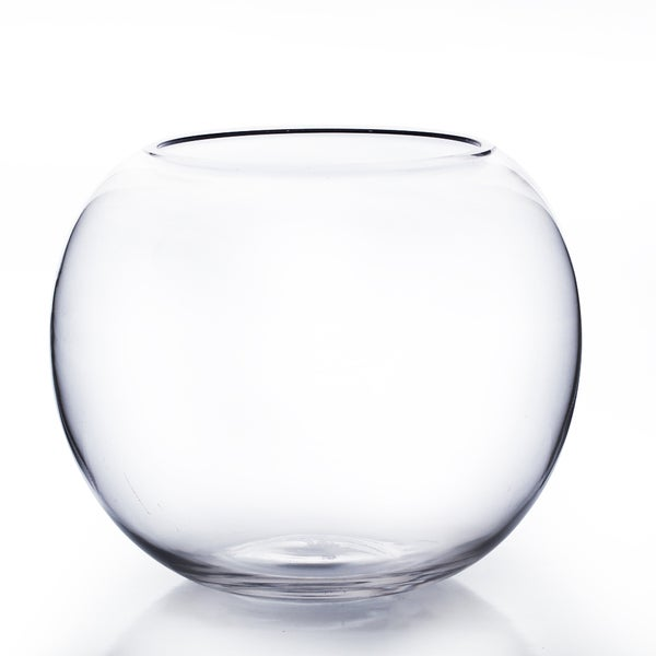10-inch Bubble Fish Bowl