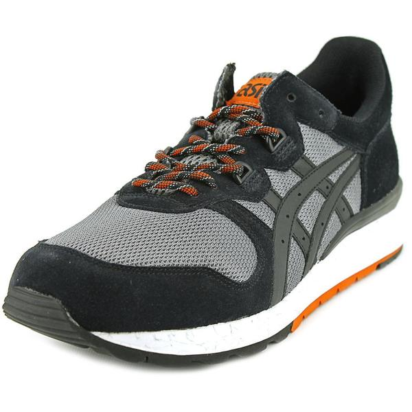 Asics Men's Gel Epirus Black Suede Regular Athletic Shoes