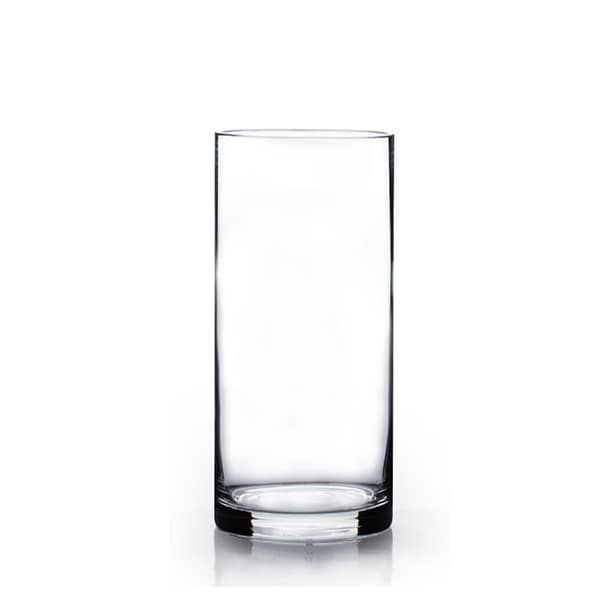 4-inch x 12-inch Glass Cylinder Vase (Set of 12) 20024330