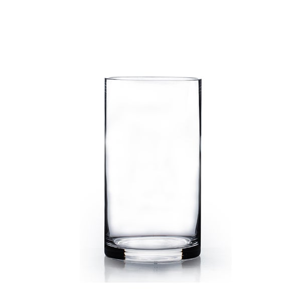 4-inch x 10-inch Glass Cylinder Vase (Set of 12) 20024332