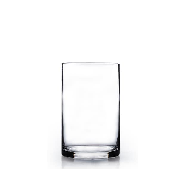 4-inch x 8-inch Glass Cylinder Vase (Set of 12) 20024341