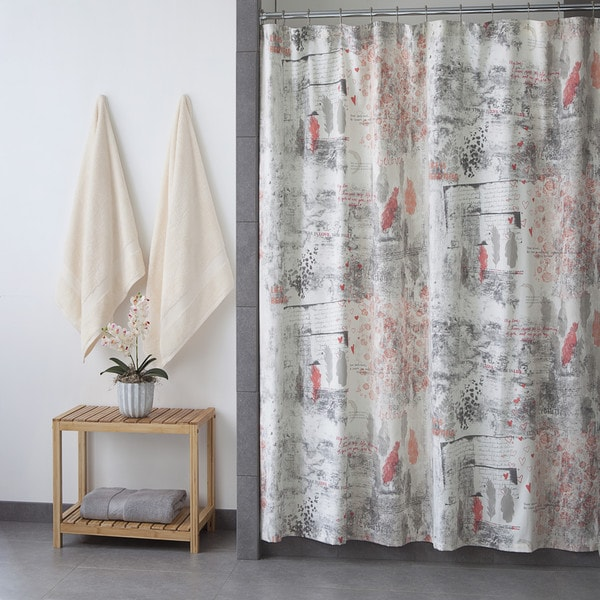 Under the Canopy Lover Shower Curtain