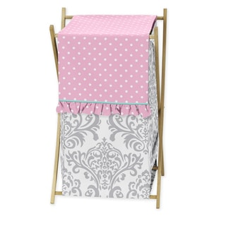 Sweet Jojo Designs Skylar Collection Laundry Hamper
