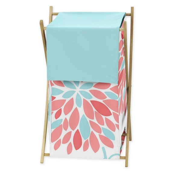 Sweet Jojo Designs Emma Collection Laundry Hamper
