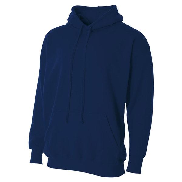 Men's Fleece Navy Hoodie (XL) 20024854