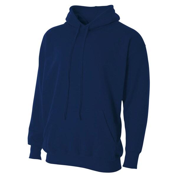 Men's Fleece Navy Hoodie 20024856