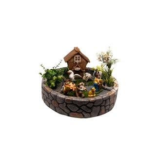 Family Farm Fairy Garden Kit