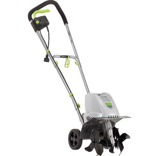 Earth Wise TC70001 11-inch 8-1/2 Amp Electric Tiller & Cultivator