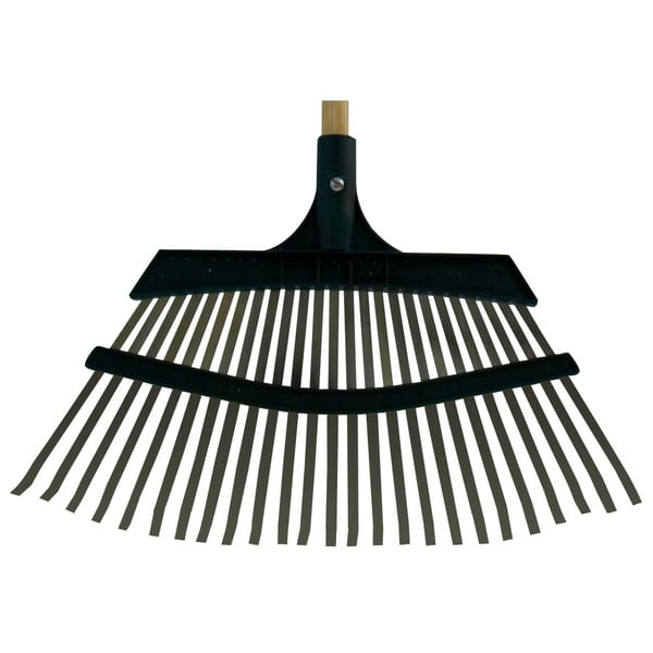 Flexrake 1F Flex Steel Lawn Rake Head Only