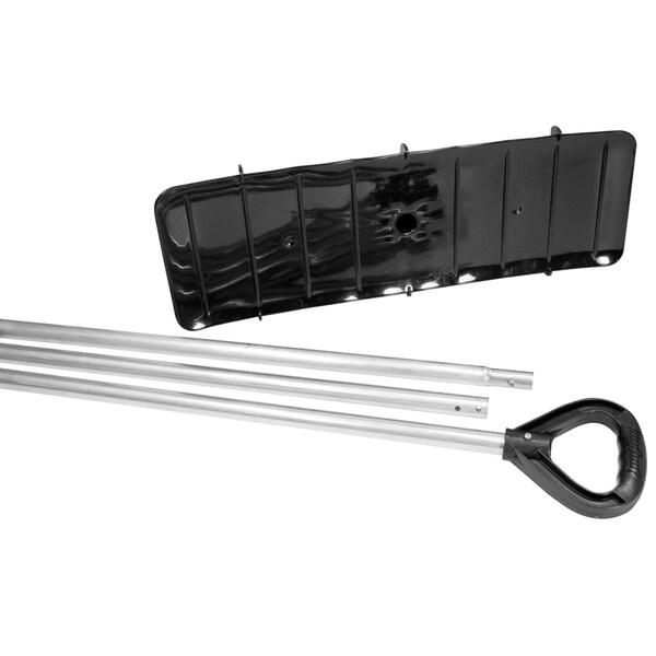 Emsco Group 1382 25-inch x 8-inch Flip N Strip Roof Rake