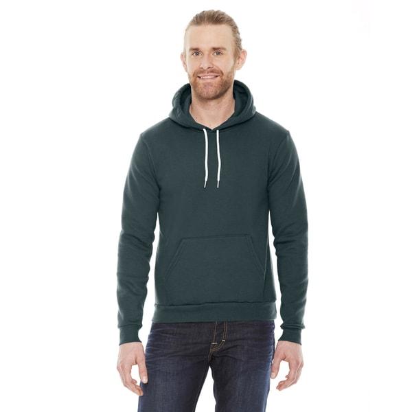 Unisex Flex Fleece Drop Shoulder Pullover Forest Hoodie 20026060