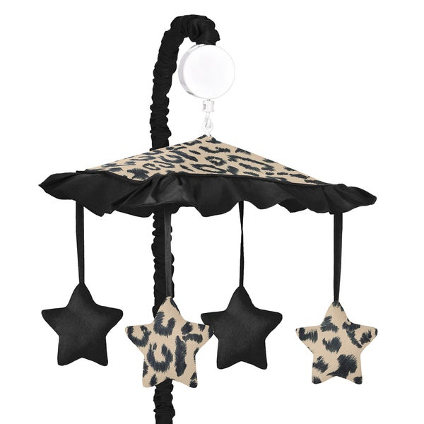 Sweet Jojo Designs Animal Safari Collection Musical Mobile