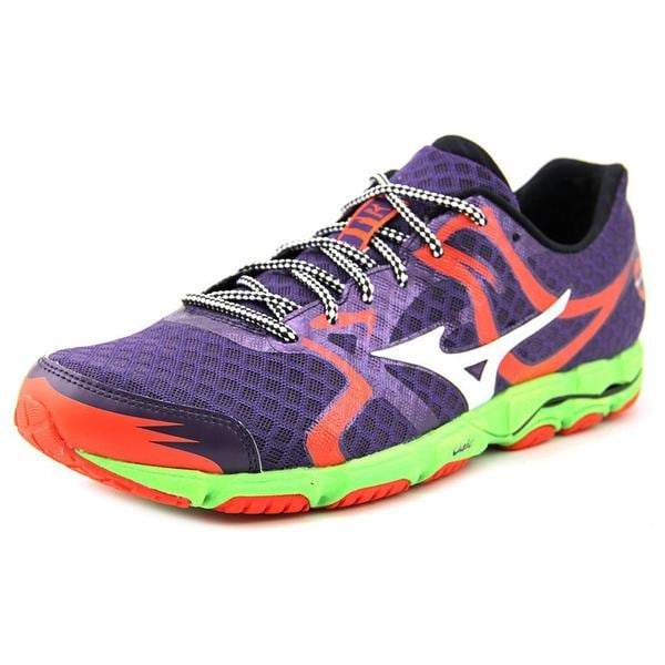 Mizuno Men's Wave Hitogami Racing Mesh Athletic Shoes