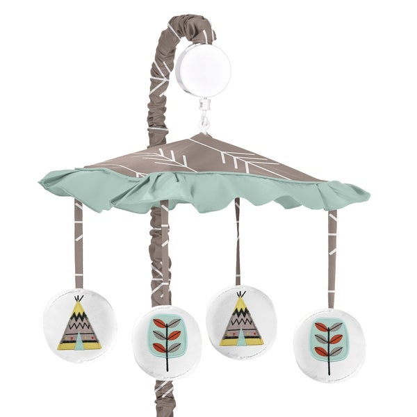 Sweet Jojo Designs Outdoor Adventure Collection Musical Mobile