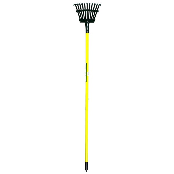 Seymour 43110 7-inch Steel Shrub Rake
