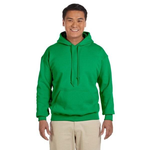 Men's 50/50 Irish Green Hood (XL)