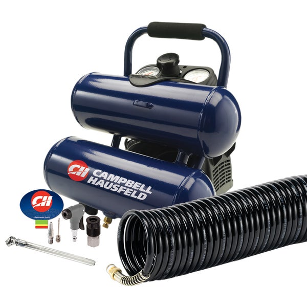 Campbell Hausfield FP260200AV 2 Gal Air Compressor With Inflation Kit