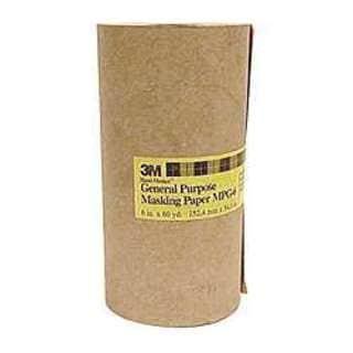 "3M MPG6 6"" X 60 Yards Hand-Masker General Purpose Masking Paper"