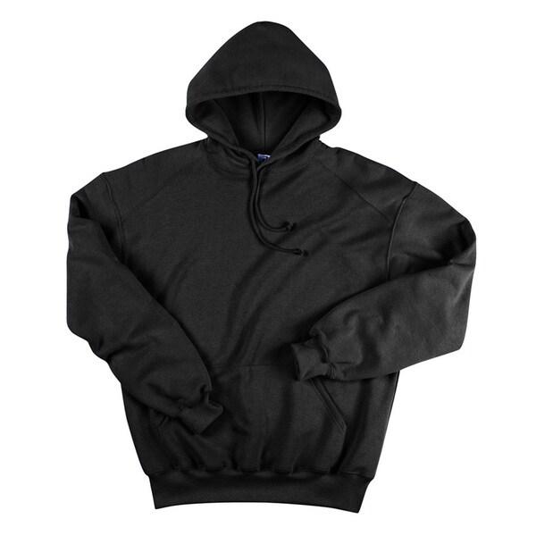 Men's Hooded Black Fleece(S, XL) 20033996
