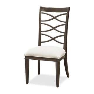 Universal Furniture California X-back Side Chair