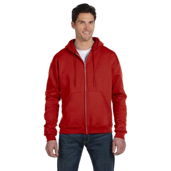 Men's Full-Zip Scarlet Hood