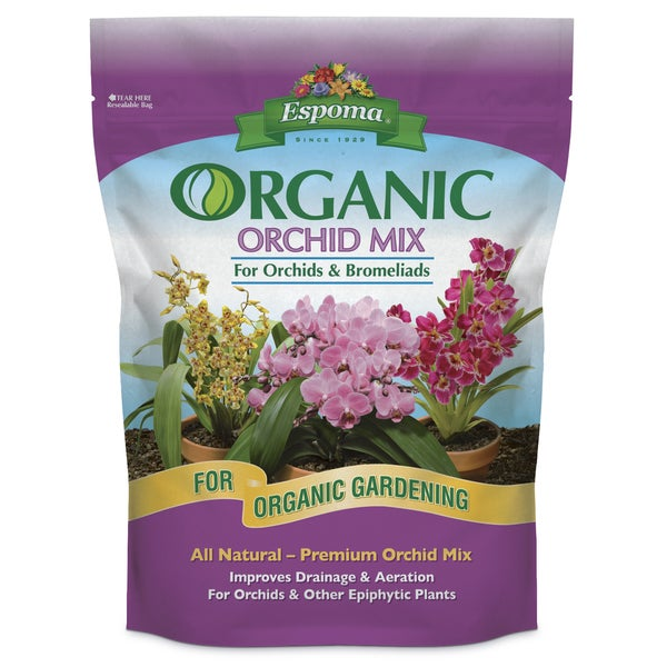 Espoma OR4 4 Quart Organic Orchid Mix