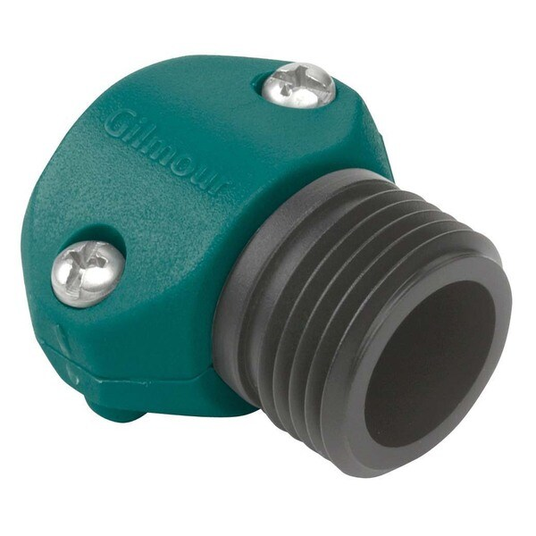 Gilmour 01MBK 3/4-inch & 5/8-inch Male Hose Coupling