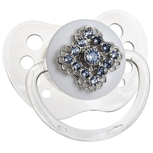 Created Crystal Filigree Pacifier
