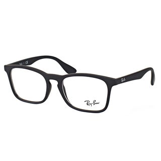 Ray-Ban RY 1553 3615 Children's Black Plastic Square Eyeglasses